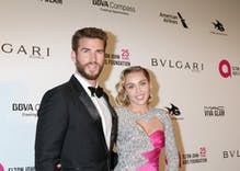 Gender-neutral, ­sexually fluid pop star Miley Cyrus married actor Liam Hemsworth