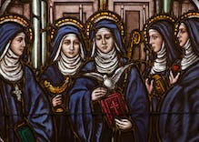 These love letters between 12th century nuns are hauntingly beautiful