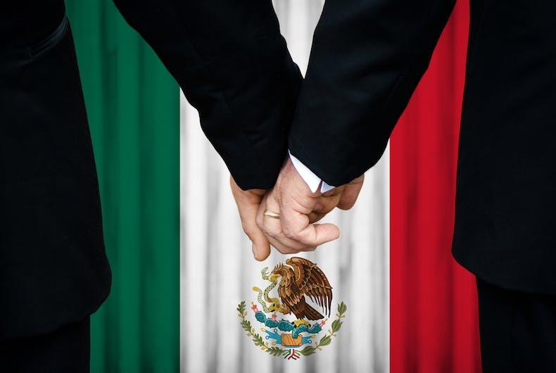 Mexico gay marriage