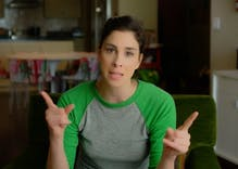 As comedian Sarah Silverman pledges to stop making homophobic 'jokes,' Billy Eichner chimes in