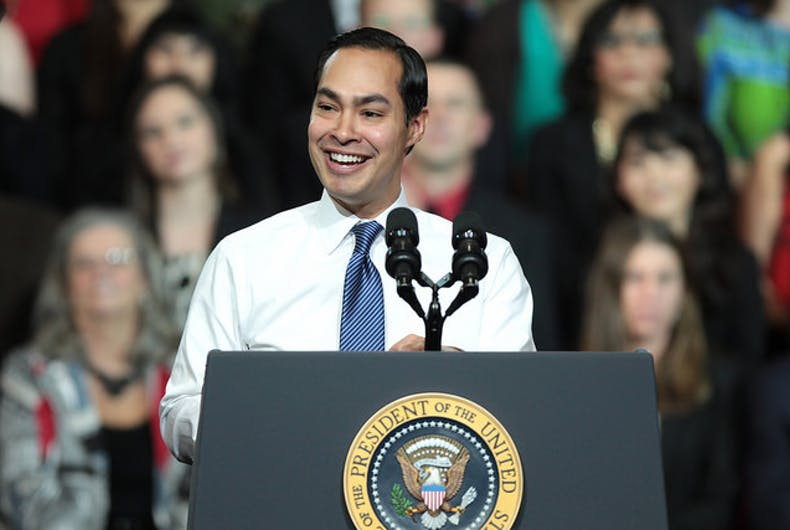 Can Julián Castro distinguish himself in a crowded Democratic presidential race?