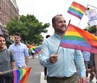 Gay man announces he will (likely) run for Mayor of New York City