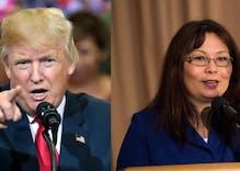Veteran & Senator Tammy Duckworth eviscerated Trump's trans military ban with 3 sentences