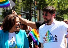 By picking Kamala Harris, Biden chose a major LGBTQ ally & a formidable warrior against the GOP