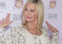 Olivia Newton-John wants you to know she isn't dead