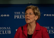 Elizabeth Warren reverses course on her infamous anti-transgender remark