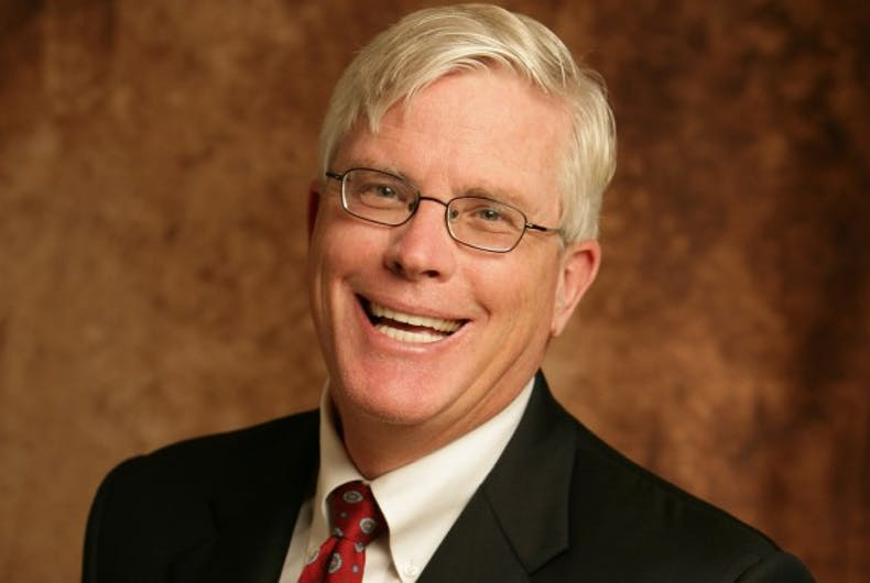 MSNBC contributor and radio host Hugh Hewitt
