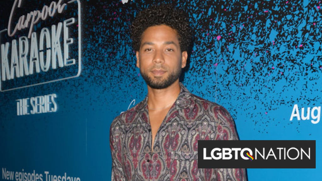 Empire Star Jussie Smollett Hospitalized After Vicious