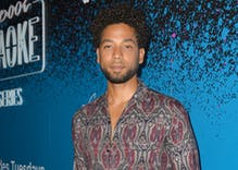 Empire star Jussie Smollett hospitalized after vicious antigay hate crime