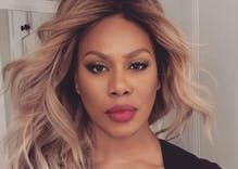 Every LGBTQ youth should read Laverne Cox's autobiographical Instagram message