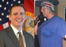 Florida's secretary of state was caught in blackface drag. He just resigned.