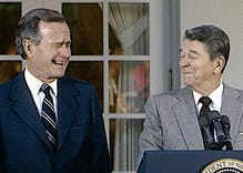 We advanced science by fighting George H. W. Bush's hateful and ignorant HIV policies
