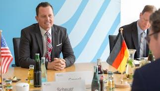 Germans are shunning Trump's 'vain, narcissistic' gay ambassador