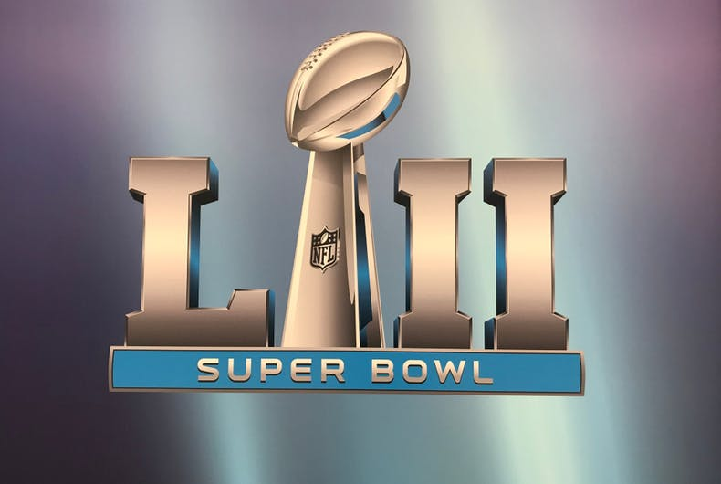 Super Bowl LIII will be played this Sunday, February 2. It will be shown on CBS.