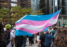 14 countries ban being transgender. That's just the tip of the iceberg.