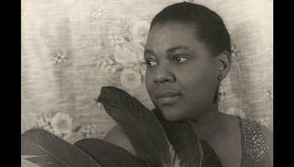 This out bisexual singer reigned as Empress of the Blues in the 1920's
