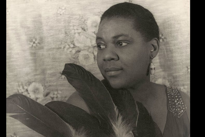 Bessie Smith in 1936