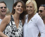 Martina Navratilova's transphobic comments are starting to cost her