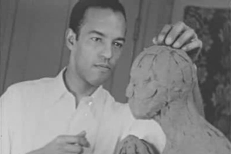 This gay sculptor focused on black male beauty during the Harlem Renaissance