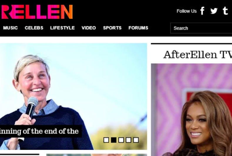 After Ellen, TERFs, transphobia