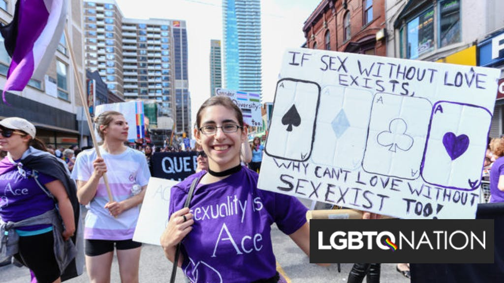 Can't define asexuality? You're not alone. / LGBTQ Nation