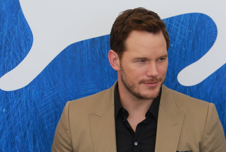 VENICE, ITALY - SEPTEMBER 10, 2016: Chris Pratt during the 73th Venice Film Festival 2016