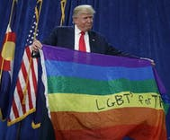 Trump administration launches campaign to decriminalize homosexuality worldwide
