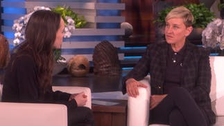 Ellen DeGeneres talked about LGBTQ issues with Ellen Page & their contrast is striking