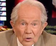 Pat Robertson is upset by the Satanic 'rumor' that Jesus may have been gay
