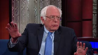 Bernie Sanders announces his 2020 presidential bid & the internet has thoughts