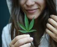 Here's why some lesbians and bi women use marijuana more often than straight women
