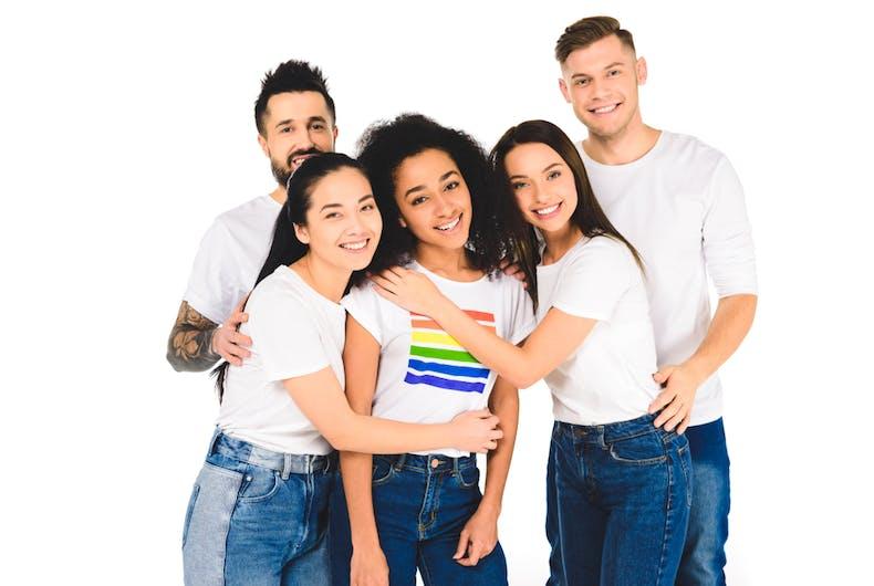 Fewer Americans believe gay & lesbian people still face discrimination