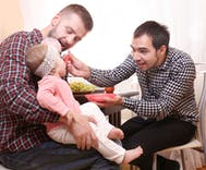 Here are the 5 steps gay men should follow if they're considering surrogacy to start a family