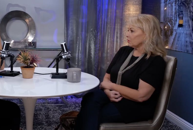 Candace Owens and Roseanne Barr