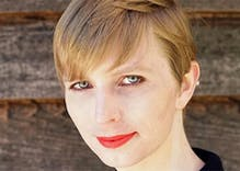 Chelsea Manning is back behind bars