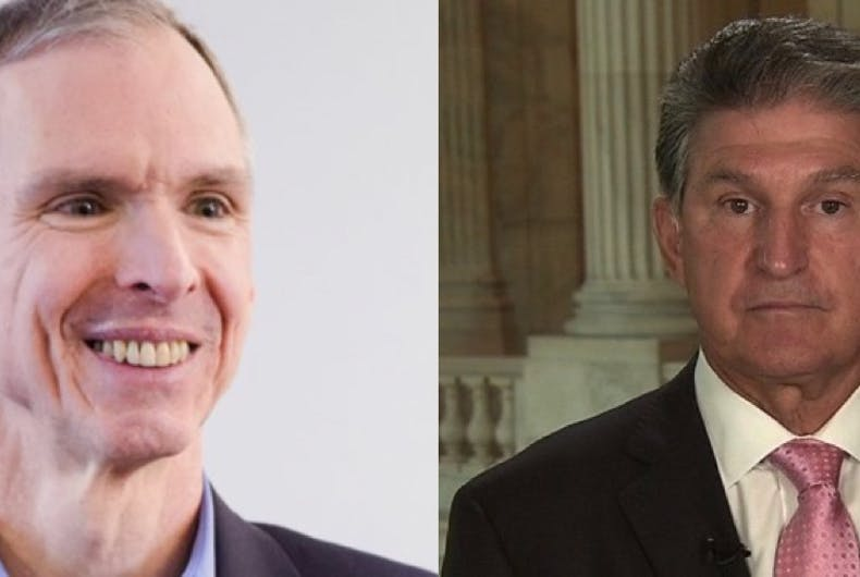 Congressman Dan Lipinski and Senator Joe Manchin