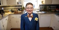 Meet the 11-year-old budding politician who says she'll be the nation's first lesbian president
