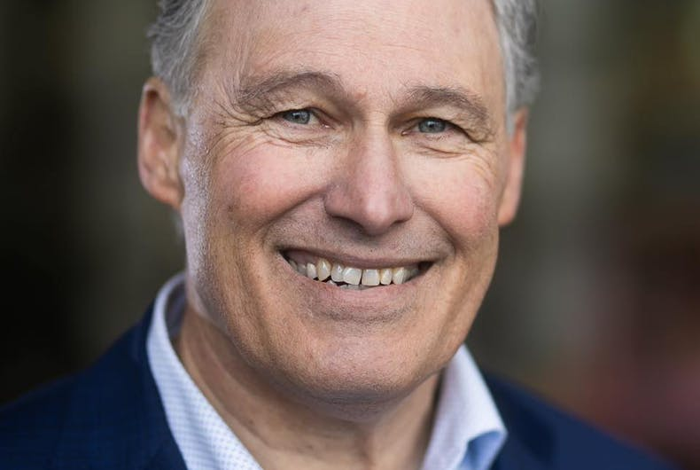 WA Gov. Jay Inslee is our newest presidential wannabe: Here's his record
