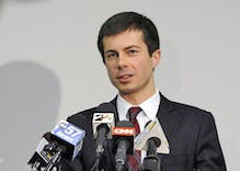 Pete Buttigieg slams Trump on Twitter & he's exactly right