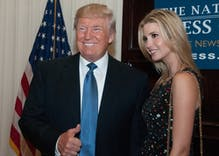 No matter how much Ivanka wishes, the Trumps will never match the Kennedys