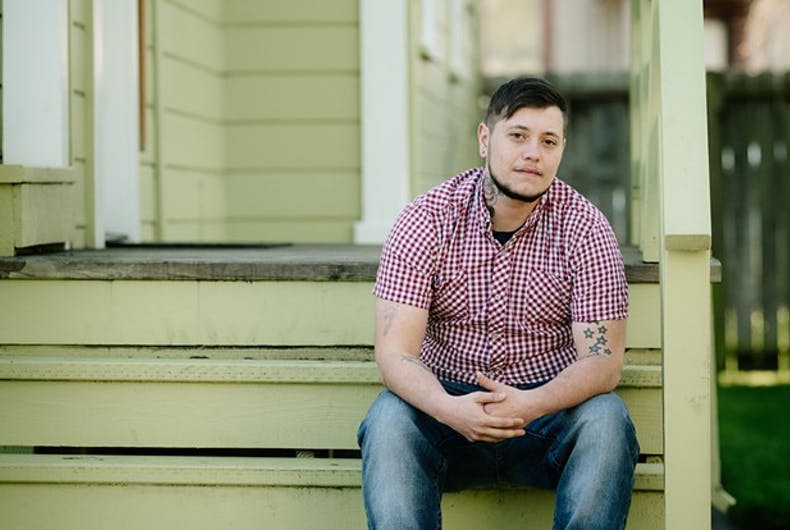 ACLU, transgender male, lawsuit, Catholic hospital, Oliver Knight