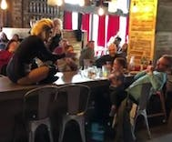 A drag queen was performing when a toddler asked if she'd do his favorite song. Then magic happened.