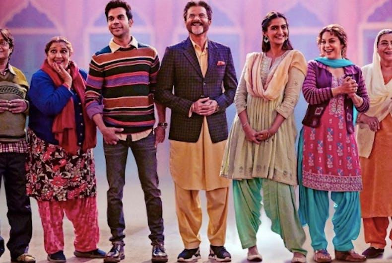 Ek Ladki Ko Dekha Toh Aisa Laga, How I Felt When I Saw That Girl, Bollywood, lesbian, rom-com