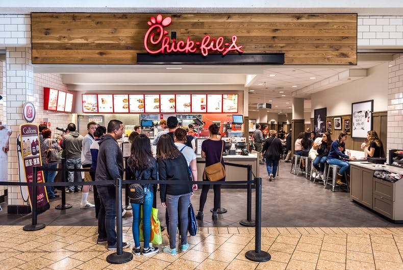 San Antonio Bans Chick Fil A From Airport Over Company S