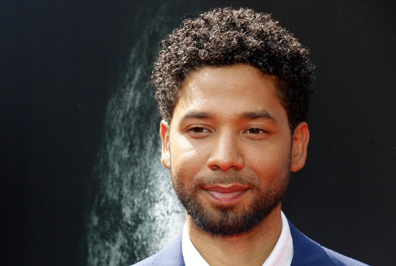 Jussie Smollett, Chicago, Fraternal Order of Police