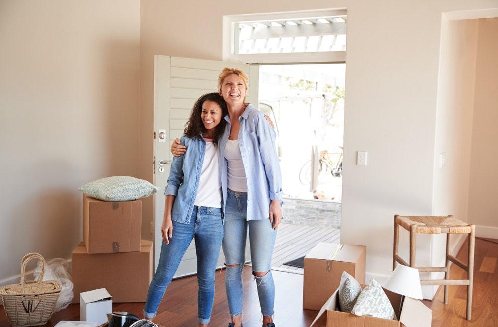 Lesbian home ownership