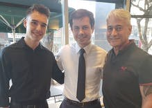 Gay diving legend Greg Louganis snubbed Mike Pence for Pete Buttigieg & then told everyone about it