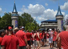 Disney's 'Gay Day at the Magic Kingdom' red shirt is going international