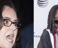 Rosie says working with Whoopi Goldberg was the 'worst experience I've ever had' on television