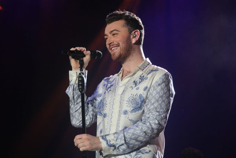 Sam Smith, non-binary, genderqueer